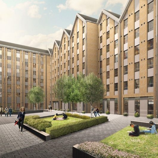 Student accommodation in Exeter