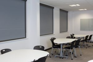 Dimout blinds