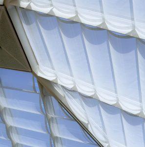 8700 System Skylight blinds