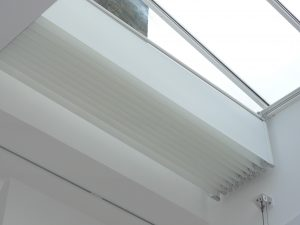 8800 System Skylight blinds