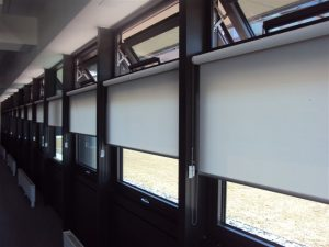 Solaris Chain Operated Roller Blinds