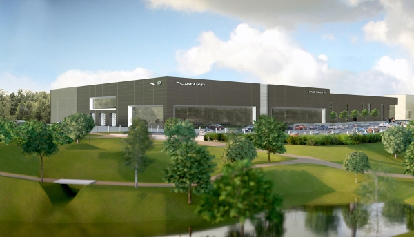 Jaguar Land Rover Dealership, Bristol