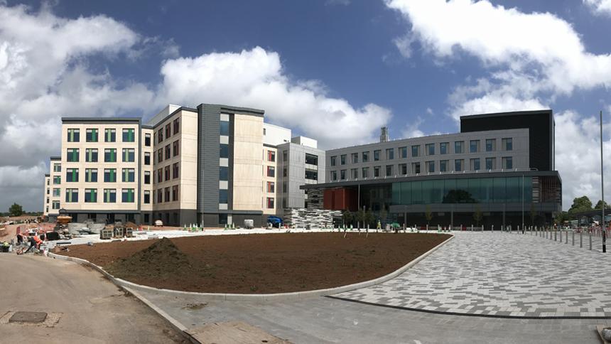 The Grange University Hospital