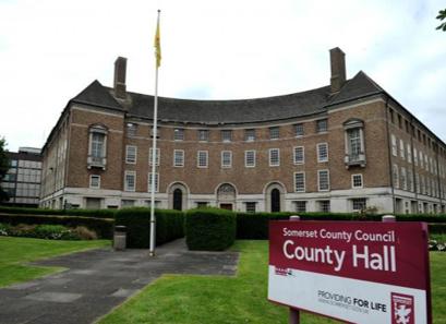 Somerset County Hall