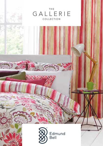 Gallerie Curtain Collection