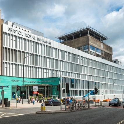 Bristol Royal Infirmary | Swanmac Ltd