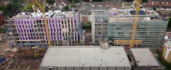 Cardiff Innovation Campus 2