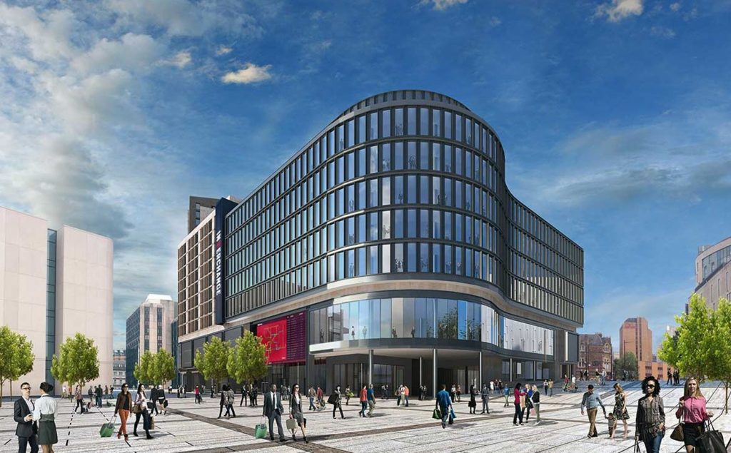 Cardiff Transport Interchange 1 | Swanmac Ltd