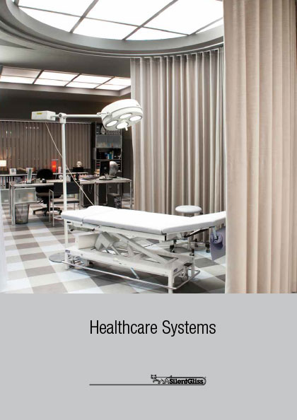Silent Gliss healthcare systems