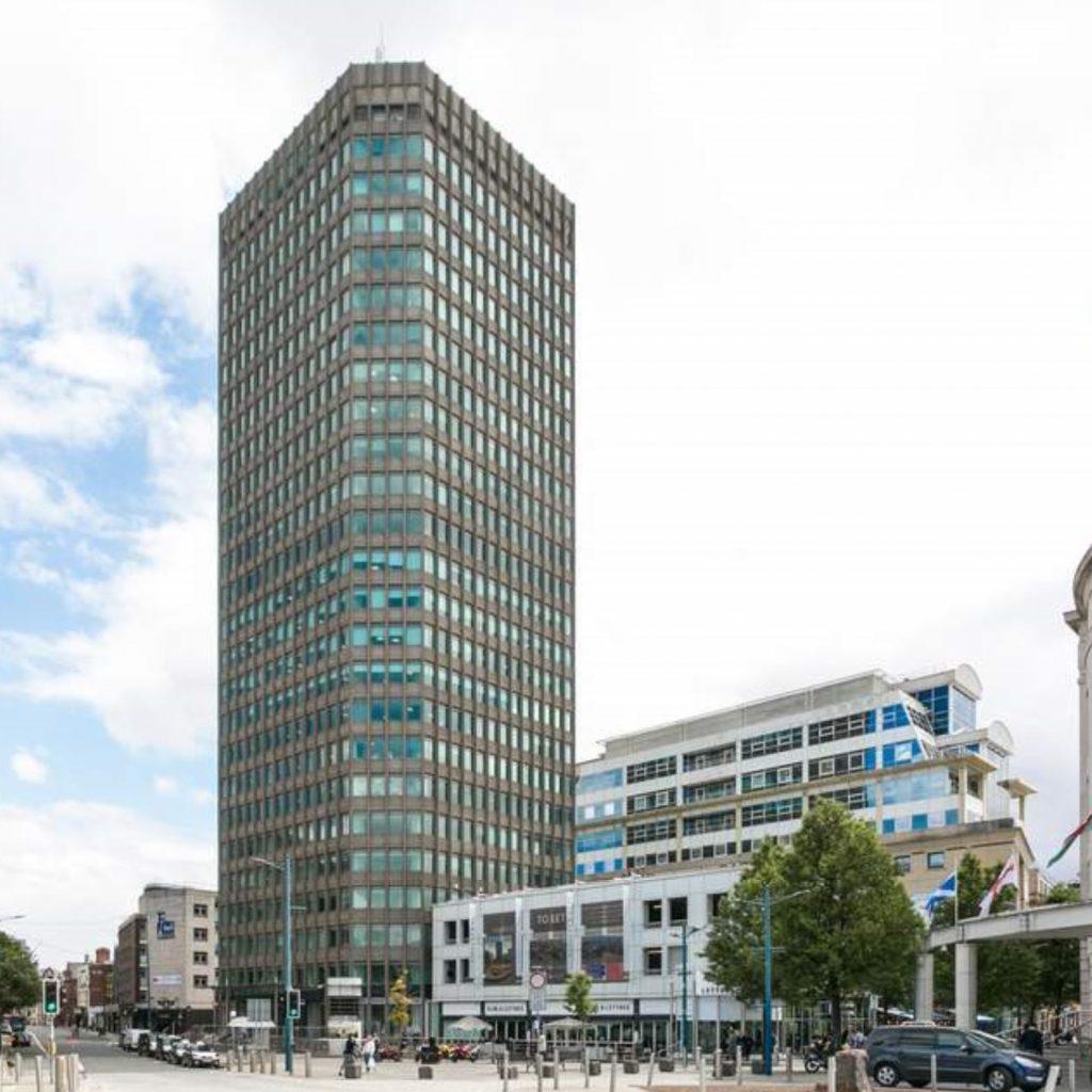 Capital Tower   Cardiff   Swanmac Ltd