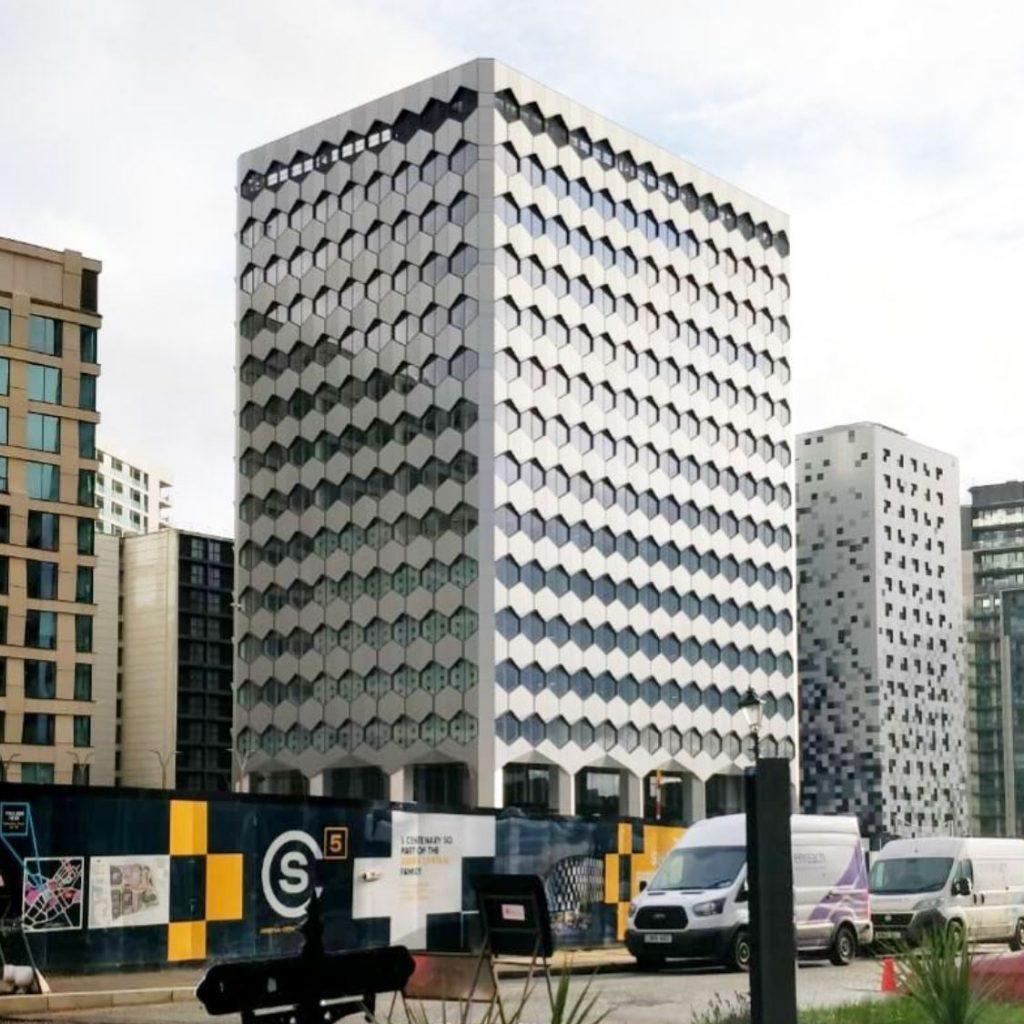 HMRC Hub Birmingham | Swanmac Ltd