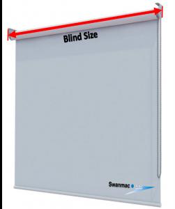 Blind Size Commercial Blinds | Swanmac Ltd