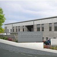 Curtain Tracks | Scottish Highlands Community Hospitals | Swanmac Ltd
