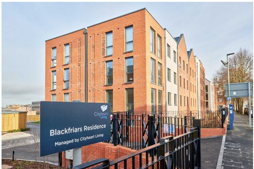 Blackout Blinds | Swanmac Ltd | Blackfriars Gloucester