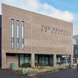 The Deanery Academy Swindon | Swanmac Limited | Blinds