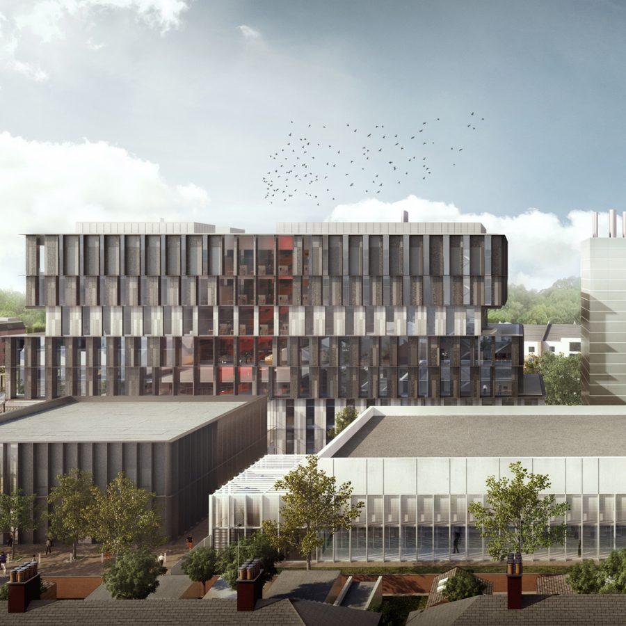 Cardiff Innovation Campus | Swanmac