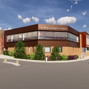 Dudley Leisure Centre | Swanmac Limited