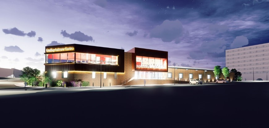 Dudley Leisure Centre   Swanmac Limited