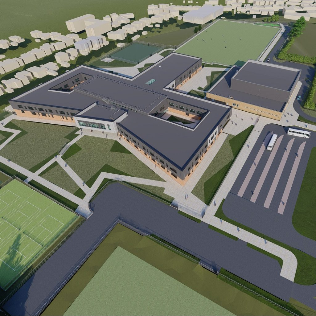 Haverfordwest High School | Swanmac Ltd
