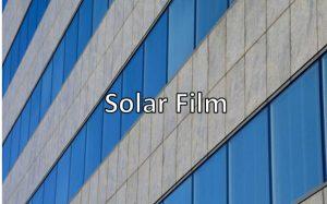 Solar Film | Swanmac Limited